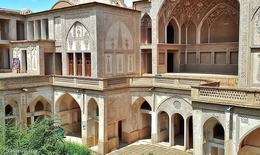 Kashan Abbasi house - Best Cultural and Adventure Tours