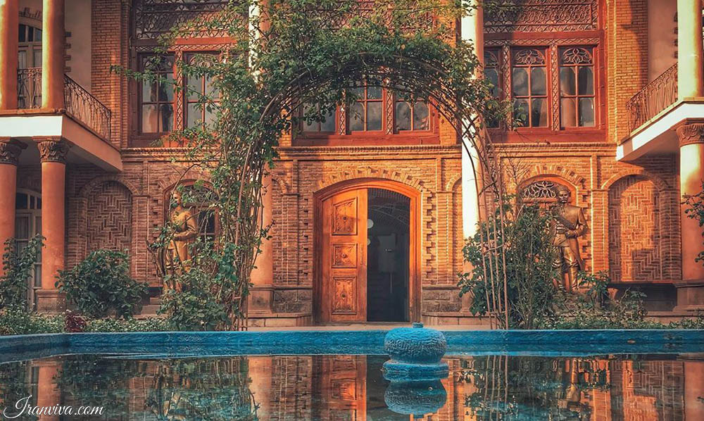 Tabriz Mashrute House - Best Cultural and Adventure Tours