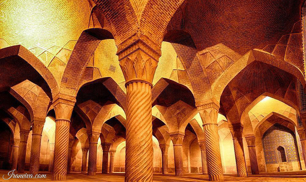 Shiraz - Vakil mosque - Iran Tours & Travel