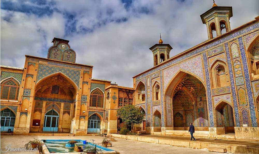 Shiraz - moshir mosque - Iran Tours & Travel