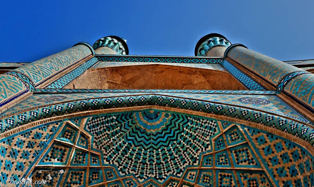 yazd masque 2 - Iran Tours & Travel