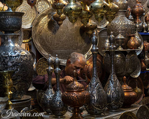 Grand Bazaar - Best Cultural & Adventure Tours - Iranviva