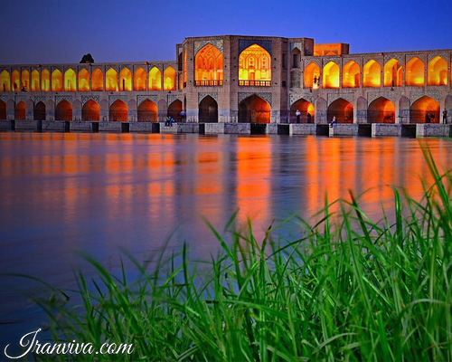 Historical Bridges in Isfahan - Best Cultural & Adventure Tours - Iranviva