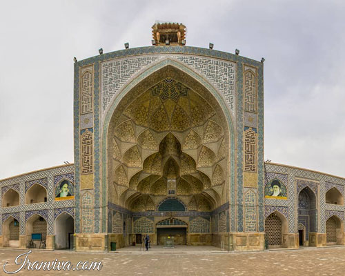 Jameh Mosque - Best Cultural & Adventure Tours - Iranviva