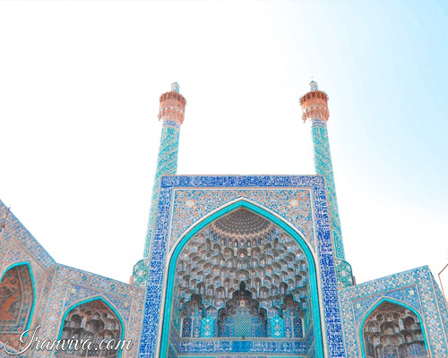 Shah (Imam) Mosque - Best Cultural & Adventure Tours - Iranviva