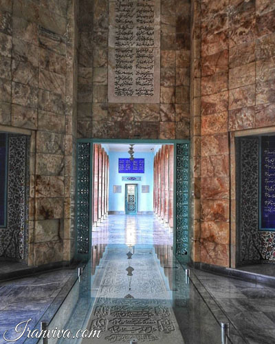 Tomb of Saadi - Best Cultural & Adventure Tours - Iranviva