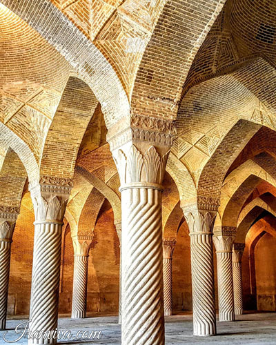 Vakil Mosque - Best Cultural & Adventure Tours - Iranviva