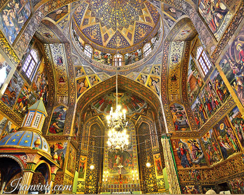 Vank Cathedral - Best Cultural & Adventure Tours - Iranviva
