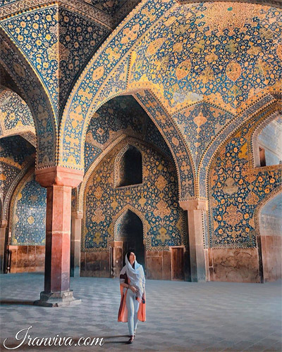 Jameh Mosque in Isfahan - Iran Tours - Iranviva