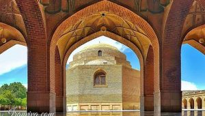 Blue - Mosque - Iran Tours - Iran Travel - Iranviva