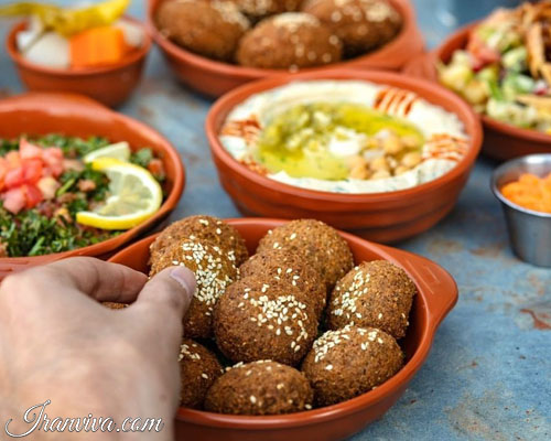 Felafel - Iran Tours & Travel - Iranviva