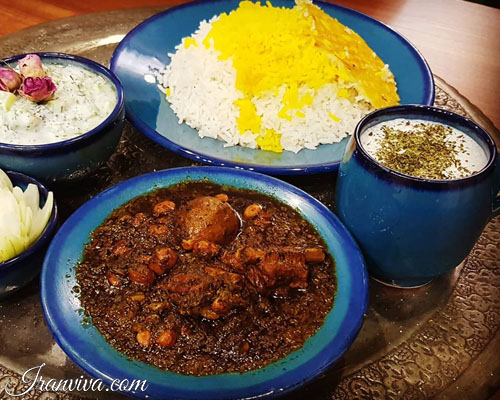 Smoked Rice - Iran Tours & Travel - Iranviva
