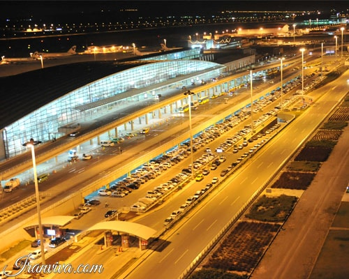 Imam Khomeini International Airport - Iran Travel - Iranviva