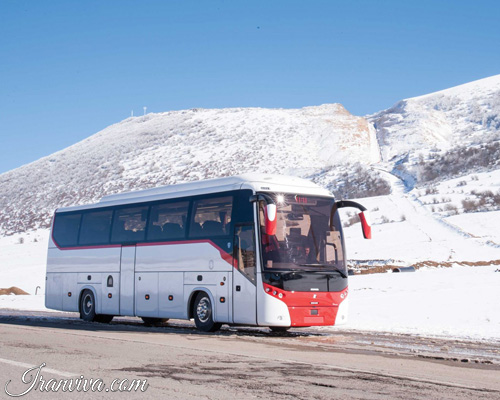 Inter-city Bus Service 2 - Iran Travel - Iranviva