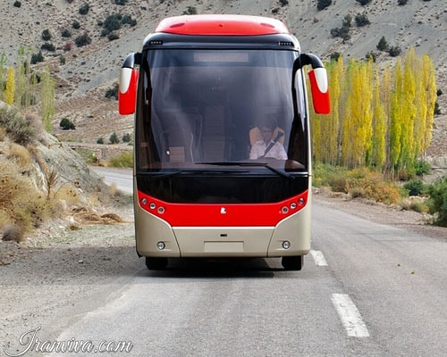 Inter-city Bus Service - Iran Travel - Iranviva