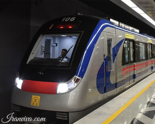 Metro in Tehran - Iran Travel - Iranviva