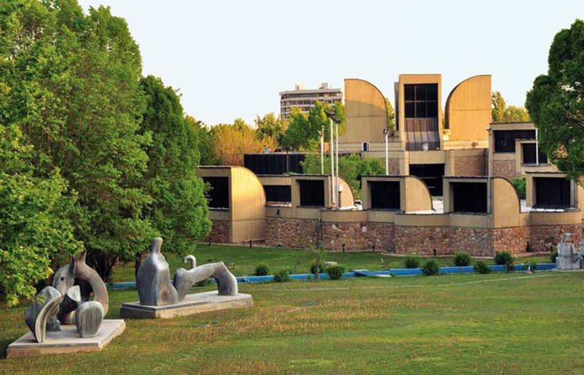 Opening of the sculpture garden of the Museum of Contemporary Art in Tehran within the next month