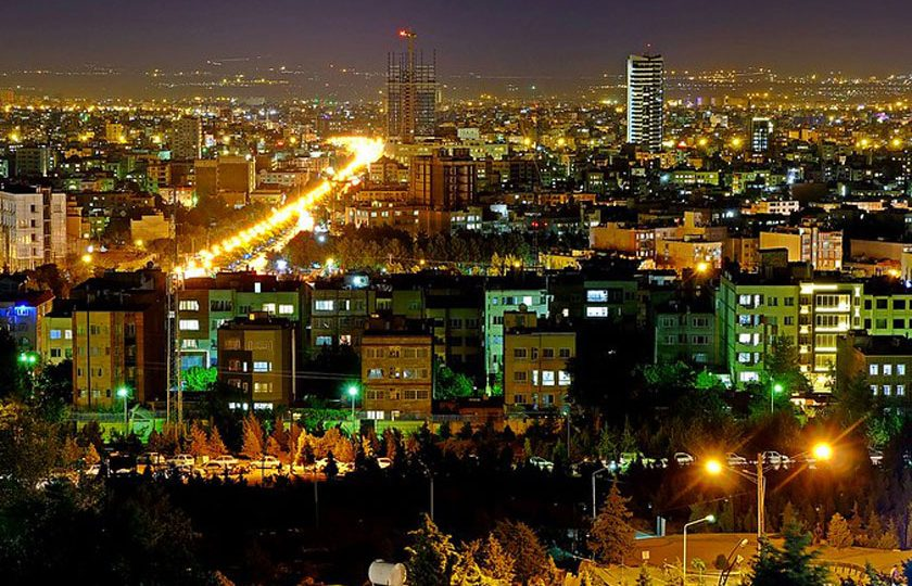 Travel to Mashhad was banned