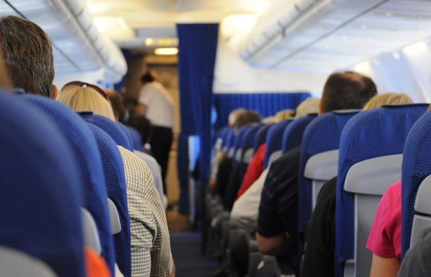 Re-request to cancel the 60% passenger admission limit on air travel
