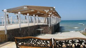 Obtaining a permit for the construction of the second tourist wharf of Mazandaran in Nowshahr