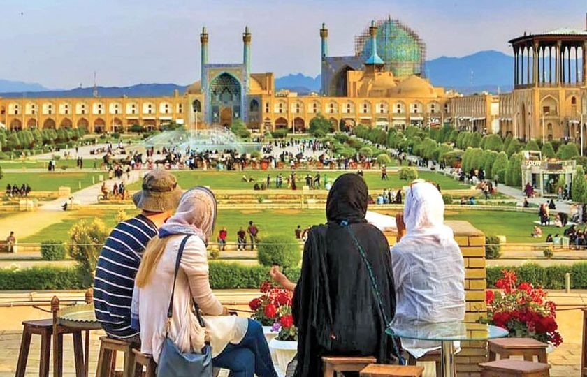 Iran's readiness to reopen its borders to foreign tourists