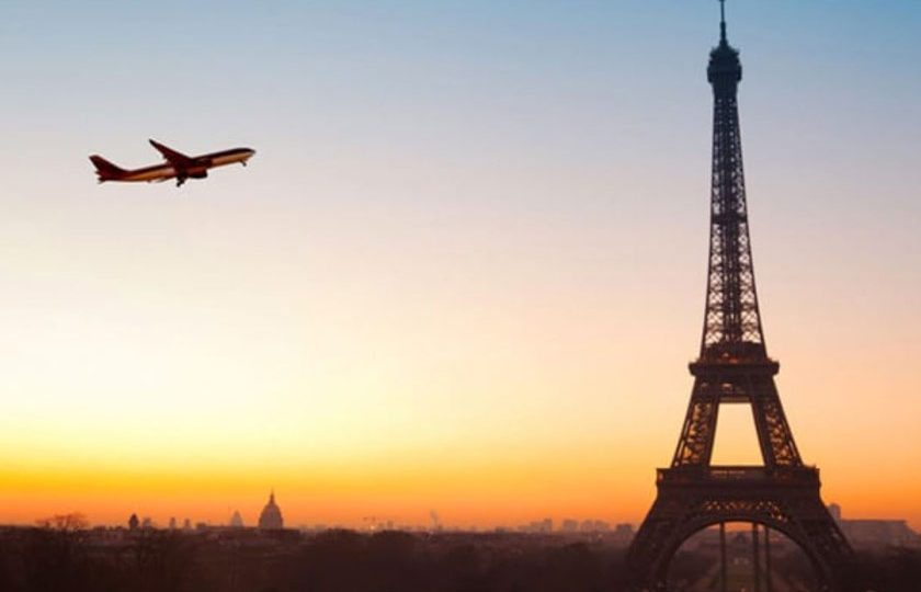 Resumption of flights from France and Pakistan to Iran