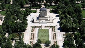 Action campaign for the global registration of Toos and Ferdowsi Tomb