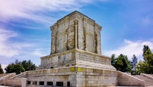 Reopening of Ferdowsi Tomb and Naderi Garden for tourists