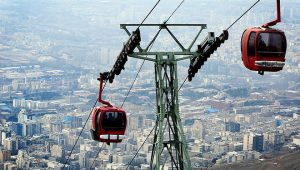 Tochal cable car will be closed on June 20