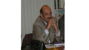 Abdul Azim Amir Shah Karami, a scientist in the field of cultural heritage, has passed away