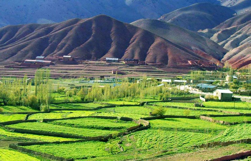 Registration of 7 natural monuments of Semnan province in the list of national heritage