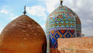 Ardabil historical places; Travel to the heart of the Safavid period