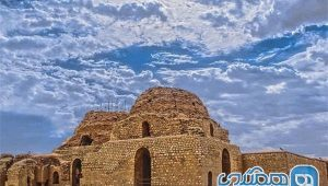 Sarvestan Sassanid Palace; Another view of the life of Bahram Gour Sassanid