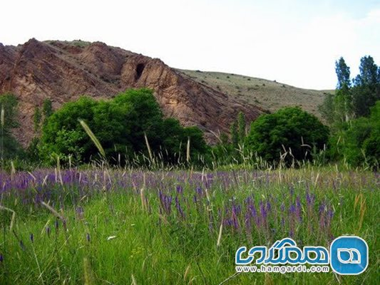 Gilvan village of Ardabil; A spectacular and amazing area