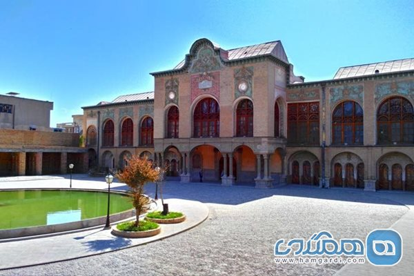Introducing some of the most spectacular historical mansions in Iran