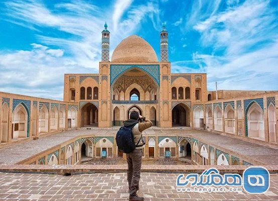 Travel to Kashan and get acquainted with the most famous attractions of Kashan