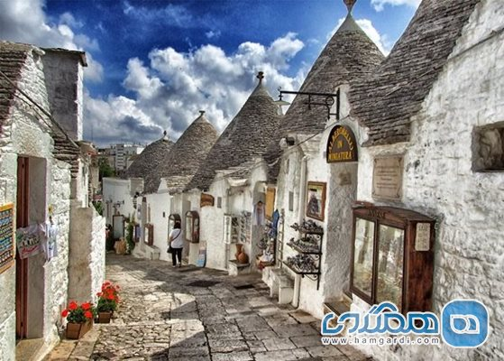 Get acquainted with some of the most beautiful villages in the world
