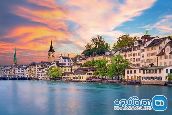 Introducing some of Zurich's most famous attractions
