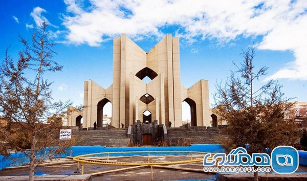 Architecture of Tabriz Poets Tomb; The connection point of the culture and history of Iran