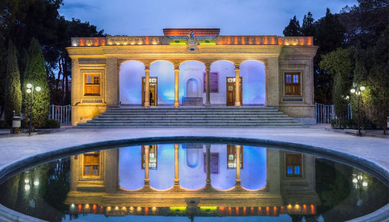Yazd Fire Temple; Fire of life or roaring flame