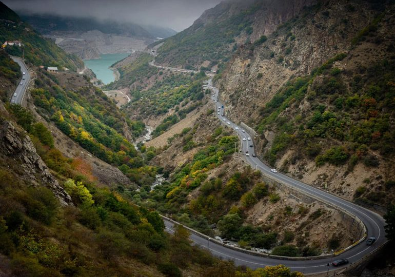 """Chalous Road; A driving experience that is """"impossible to remember"""""""