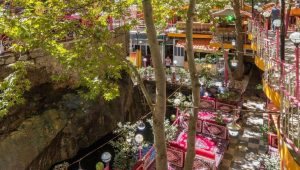 Darband Tehran; From the lushness of the trees to the majesty of the mountains