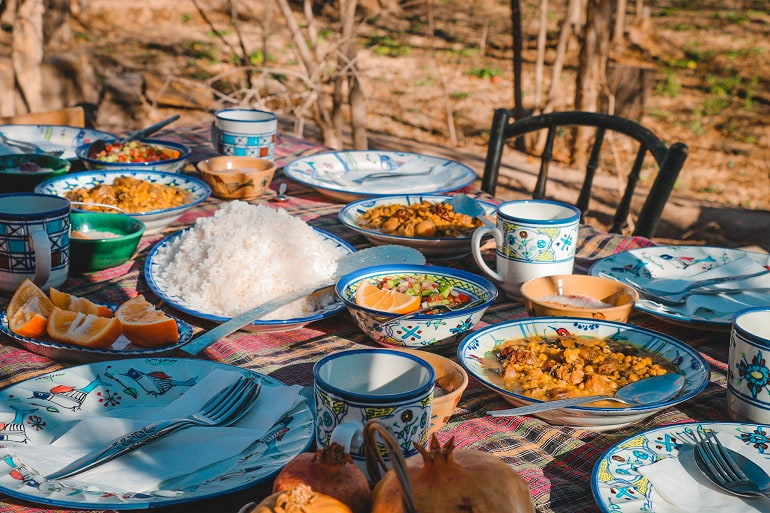 Get acquainted with the local food of Yazd