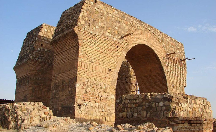 Fire Temple of Bahram Ray or Mill Hill