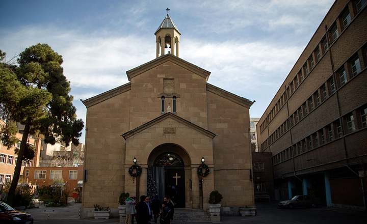 Church of the Blessed Virgin Mary of Tehran