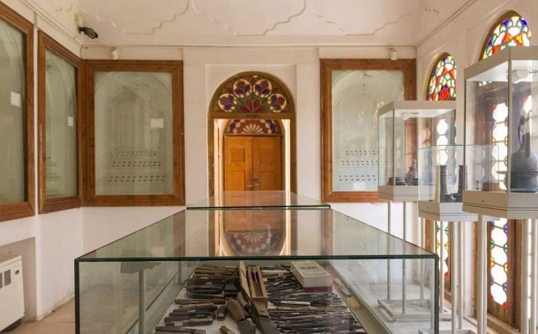 Museum of Historical Documents at Home Lorries